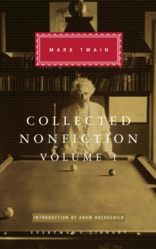 Collected Nonfiction Volume 1 : Selections from the Autobiography, Letters, Essays, and Speeches, Hardback Book