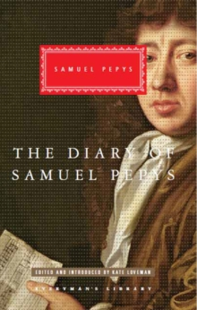 Samuel Pepys: The Diaries, Hardback Book