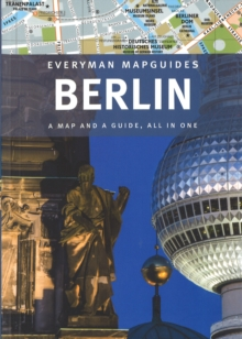 Berlin Everyman Mapguide : 2016 edition, Hardback Book