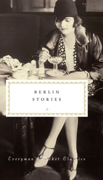Berlin Stories, Hardback Book