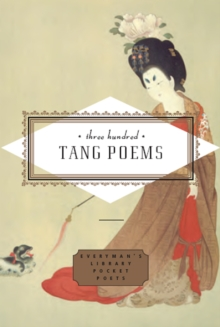 Three Hundred Tang Poems, Hardback Book
