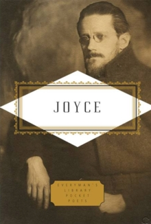 James Joyce: Poems, Hardback Book