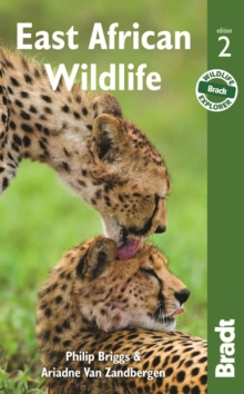 East African Wildlife, Paperback Book