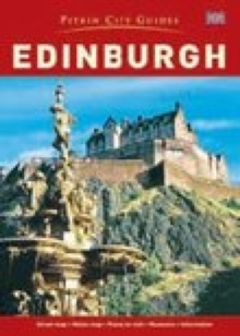Edinburgh City Guide - English, Paperback Book