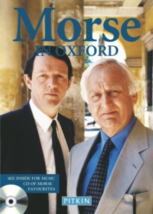 Morse in Oxford with CD, Paperback Book