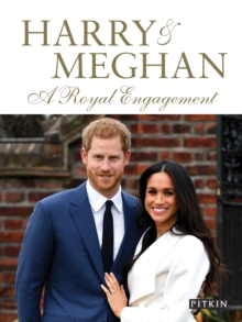 Harry & Meghan: A Royal Engagement, Paperback Book