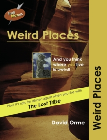 Weird Places, Paperback Book