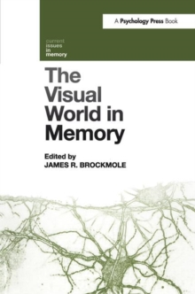 The Visual World in Memory, Hardback Book