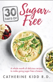 30 Days of Sugar-free, Paperback / softback Book