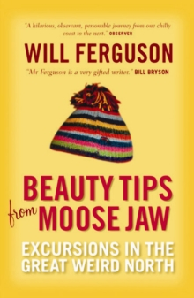 Beauty Tips From Moose Jaw, Paperback Book
