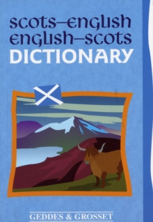 Scots-English : English-Scots Dictionary, Paperback Book