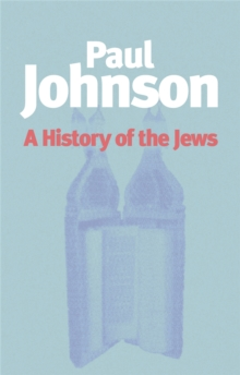 History of the Jews, Paperback Book