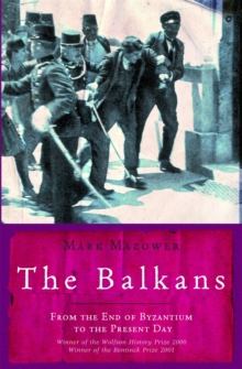 The Balkans, Paperback / softback Book