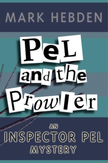 Pel And The Prowler, Paperback Book