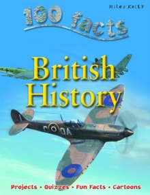 100 Facts on British History, Paperback Book