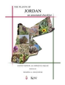 Plants of Jordan : an annotated checklist, Paperback Book