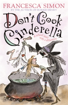 Don't Cook Cinderella, Paperback Book