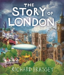 The Story of London, Paperback Book