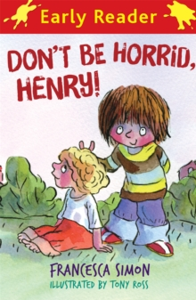 Don't Be Horrid, Henry! : Book 1, Paperback / softback Book