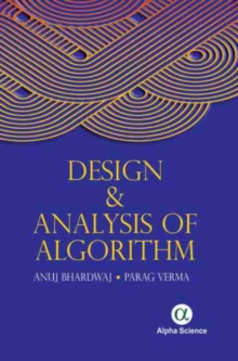 Design and Analysis of Algorithm, Hardback Book