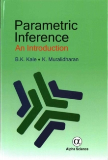 Parametric Inference : An Introduction, Hardback Book