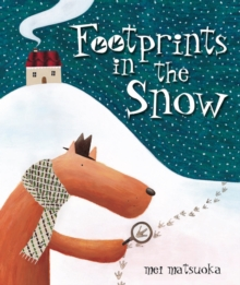 Footprints in the Snow, Paperback Book