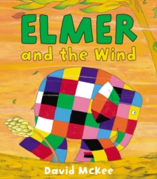 Elmer and the Wind, Paperback Book