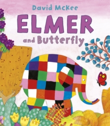 Elmer and Butterfly, Paperback / softback Book
