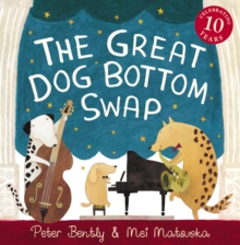 The Great Dog Bottom Swap, Paperback Book