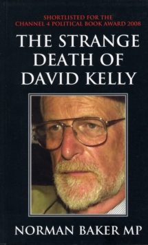 The Strange Death of David Kelly, Paperback Book