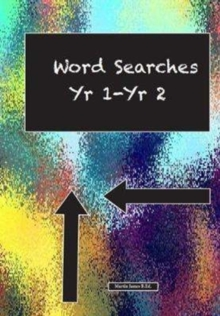 Word Searches yr 1- yr 2, Paperback Book