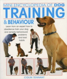 Mini Encyclopedia of Dog Training and Behaviour, Paperback Book
