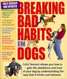 Breaking Bad Habits in Dogs, Paperback Book