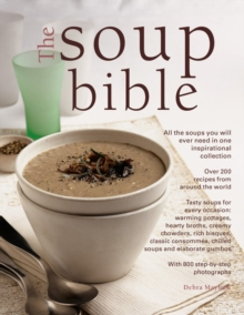 Soup Bible, Paperback / softback Book