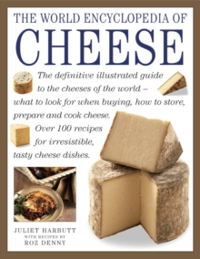 World Encyclopedia of Cheese, Paperback / softback Book