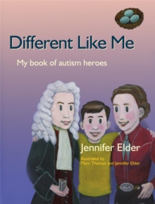 Different Like Me : My Book of Autism Heroes, Hardback Book