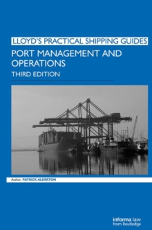 Port Management and Operations, Hardback Book