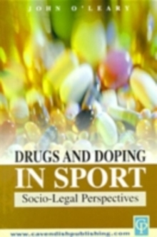 Drugs & Doping in Sports, PDF eBook