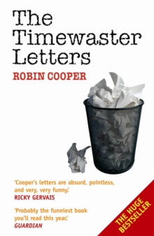 The Timewaster Letters, Paperback Book