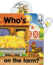 Flip Top : Who's on the Farm?, Board book Book