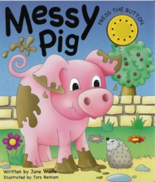 Messy Pig, Board book Book