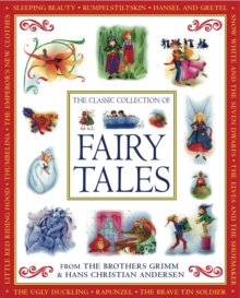 Classic Collection of Fairy Tales, Paperback Book