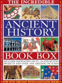 Incredible Ancient History Book Box, Paperback / softback Book