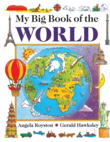 My Big Book of the World, Hardback Book