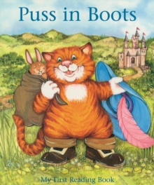 Puss in Boots (floor Book) : My First Reading Book, Paperback Book