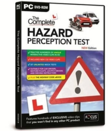 The Complete Hazard Perception, DVD-ROM Book