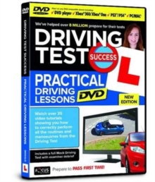 Driving Test Success Practical Driving Lessons, DVD video Book