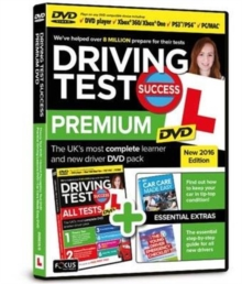 Driving Test Success Premium, DVD video Book
