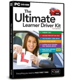 The Ultimate Learner Driver Kit, DVD-ROM Book