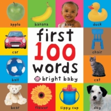 First 100 Words, Board book Book